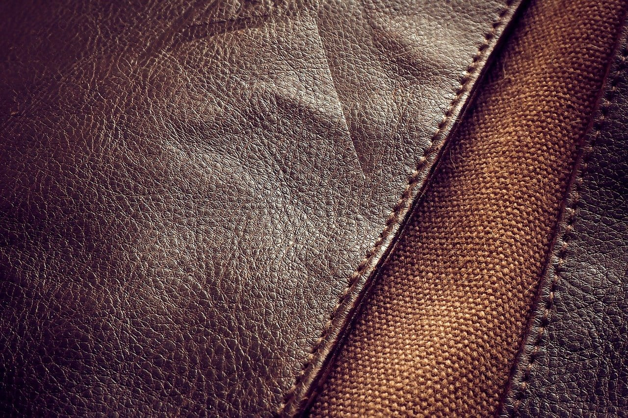 leather, cowhide leather, pattern